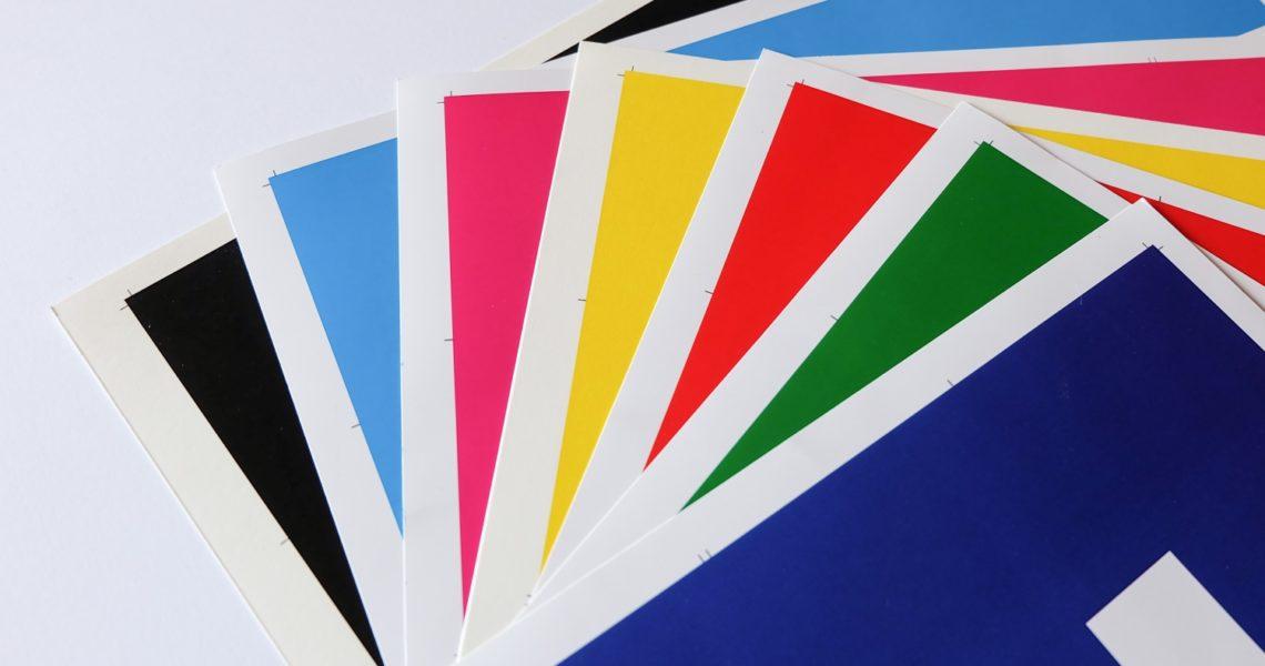 papier barwiony w masie