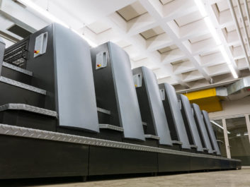 nowoczesna drukarnia